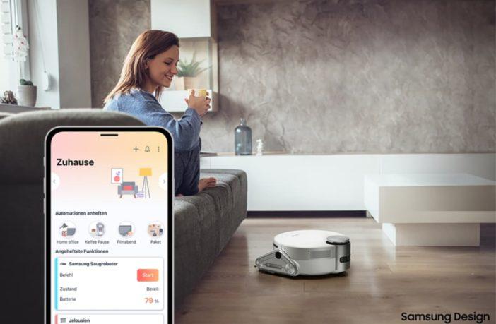 Samsung Electronics und Bosch Partnerschaft