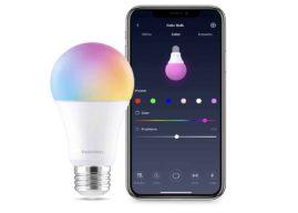SwitchBot hat jetzt auch smarte E27-Leuchten im Sortiment