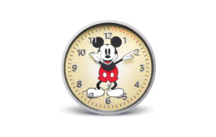 Echo Wall Clock Disney Edition