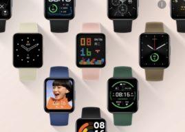 Redmi Launch – Watch 2 offiziell vorgestellt