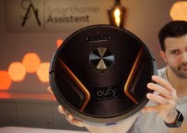 🎥 eufy RoboVac X8 Hybrid im TEST – Sind ZWEI SAUGMOTOREN gleich doppelt so gut?